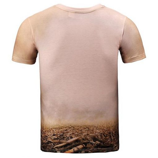 3D Majestic Deer T-Shirt