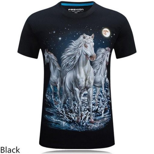 Awesome Animal 3D T-shirt