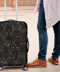 BLACK CAT GROUP LUGGAGE COVER