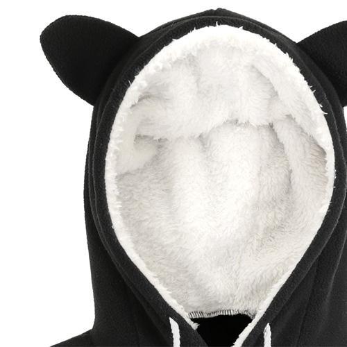 Cat-garoo Long Sleeve Hoodie