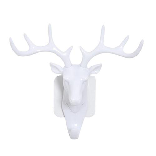 Keys/Bag Deer Head Holder Hanger Wall Hook