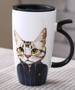 Big Mr. Cat Mug