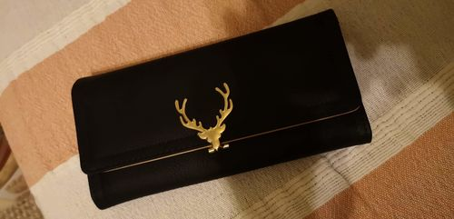 Deer Long Wallet (Best Christmas Gift for 2019) photo review