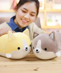 Squishy Corgi Plush Pillow 1