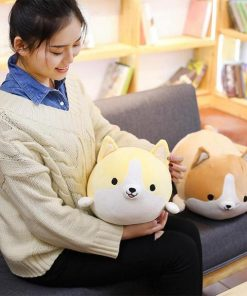 Squishy Corgi Plush Pillow 2